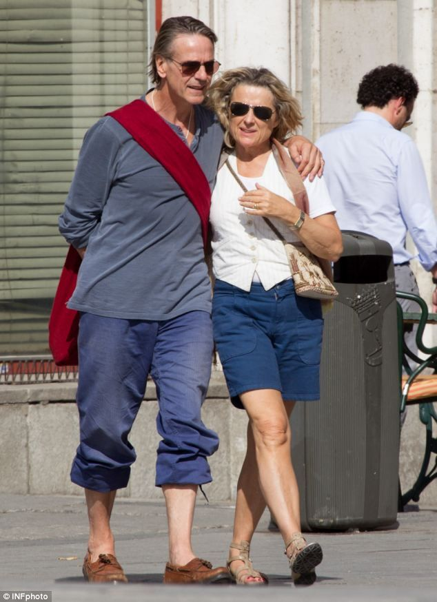 jeremy irons wife sinead cusack - Google Search