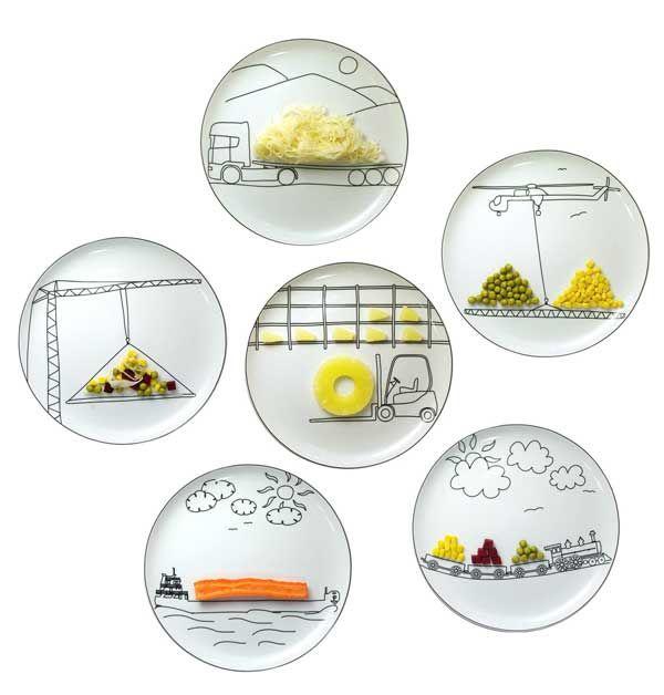transportation plates: Ceramics Plates, Ceramics Design, Boguslaw Sliwinski, Gifts Ideas, For Kids, Food Design, Boguslawsliwinski2Jpg 472445, Blog Design, Art Projects