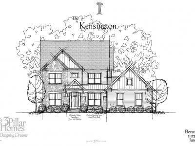 The Kensington | Floor Plans | 3 Pillar Homes