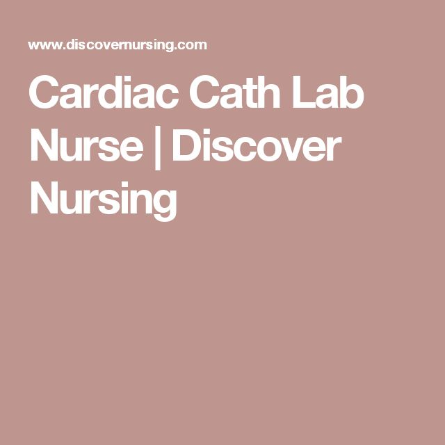 Best 25+ Cath lab nurse ideas on Pinterest Ekg leads, Critical - cath lab nurse sample resume