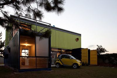 Shipping Container Homes
