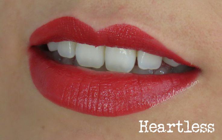 Heartless mac