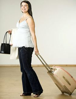 Travel Tips for Pregnant Ladies