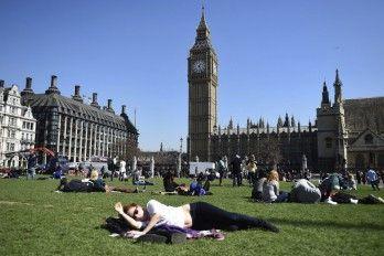 El Reino Unido Afronta Alerta Por Contaminación Atmosférica