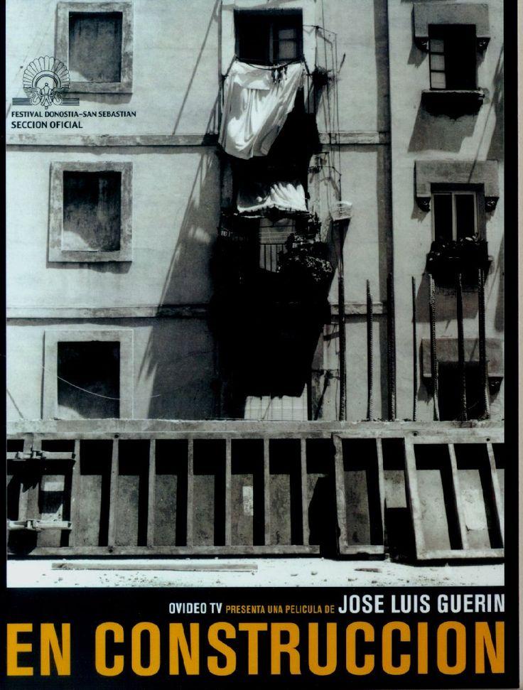 'En construcción', dirigido por José Luis Guerín en 2001 y con el que obtuvo el Premio Especial del Jurado en el Festival de San Sebastián.