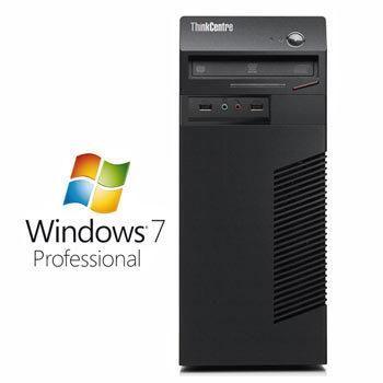 Calculatoare Refurbished ThinkCentre M71e, i3-2100, Windows 7 Pro