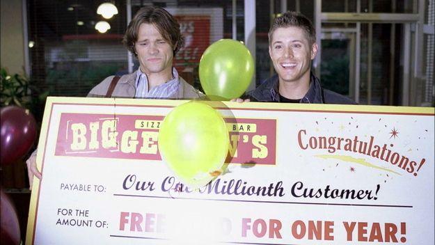 """Bad Day at Black Rock"" (Season 3, Episode 3) | The 25 Most WTF Episodes Of ""Supernatural"""