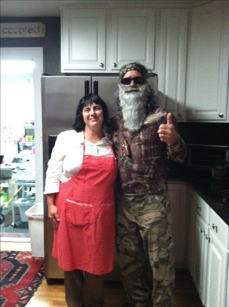 Halloween Phil & Kay