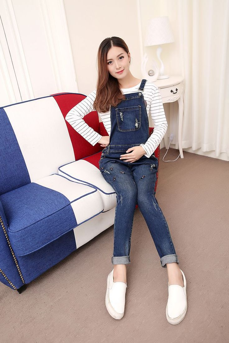 179 best maternity images on pinterest maternity clothing maternity clothing pants spring autumn cotton jeans plus size overalls pregnant womens large size ombrellifo Choice Image