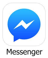 Image result for facebook messenger logo