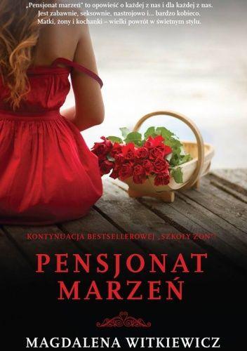 Okładka książki Pensjonat Marzeń