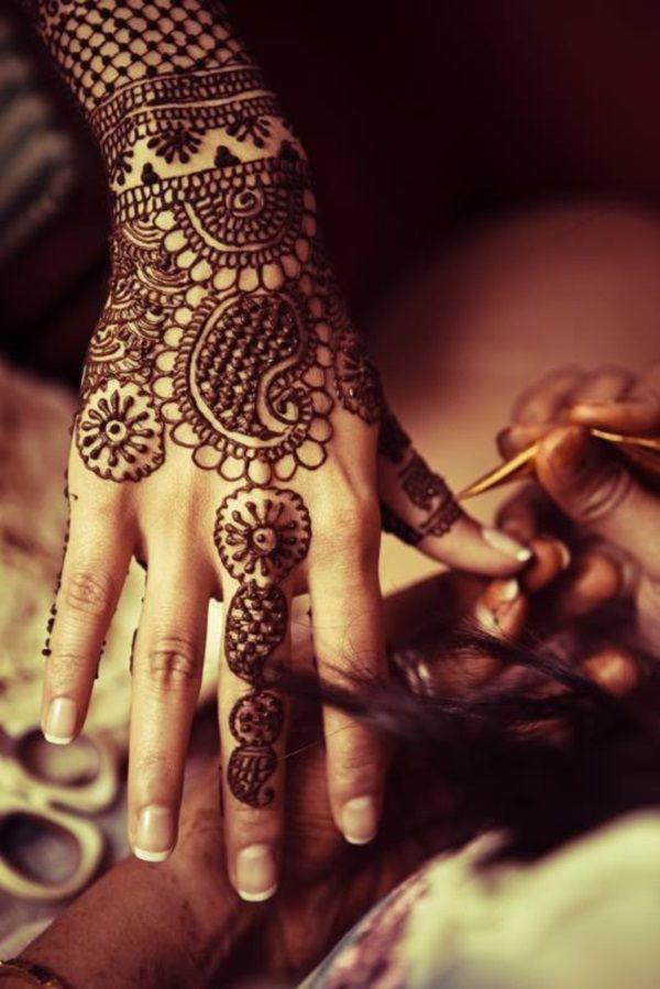 Henna Tattoo Selber Machen: 40 Designs | http://www.berlinroots.com/henna-tattoo-selber-machen/