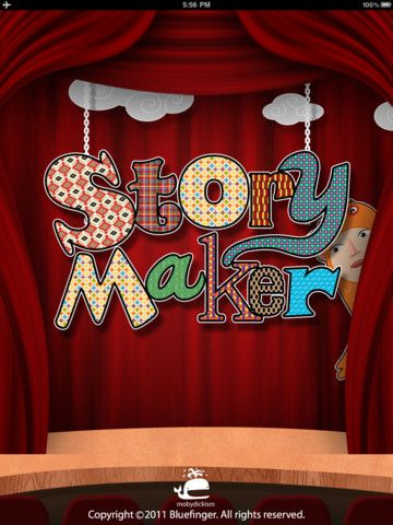 Story & book creator apps that students can use to meet the Common Core Writing Standards