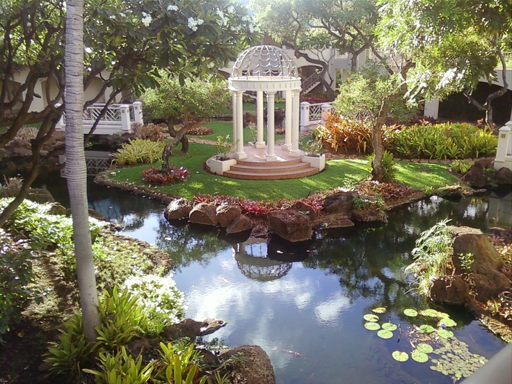Exquisite Lanai Hawaii Wedding Venue Not Only Is Exotic But Part Of US Making Procedure Very Easy