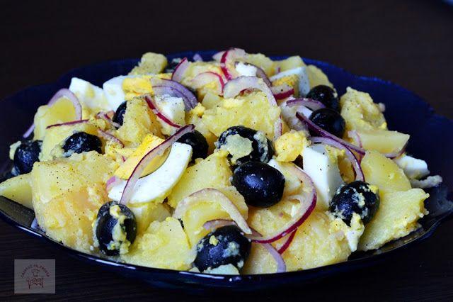 Salata orientala - CAIETUL CU RETETE