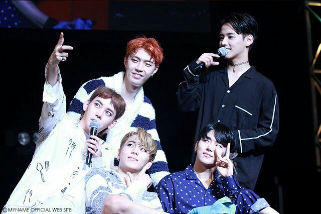 MyName 4th aniversary fanmeeting in [japan 2016