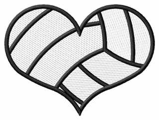 Love volleyball! <3