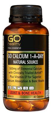 GO Calcium 1AD 60