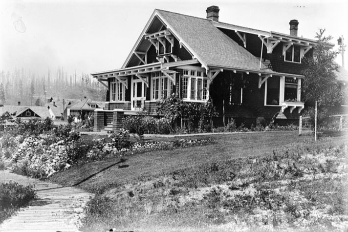 Powell River Townsite submitted by Townsite Heritage Society