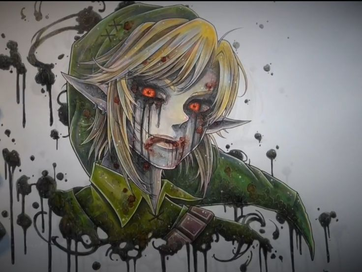 Ben Drowned by Jordan Persegati make sure to check out his youtube or instagram jordan_persegati_art for more of his art