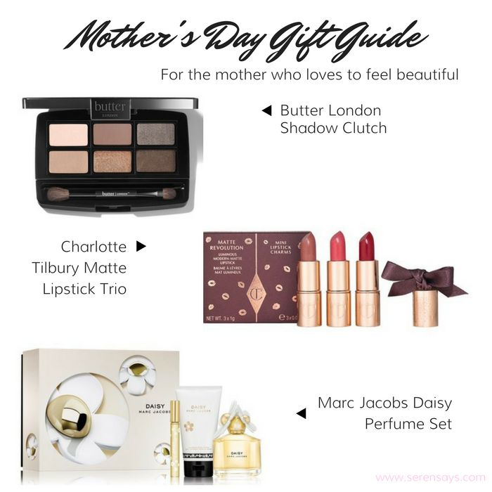 Mother's Day Gift Guide Part One Beauty   Serensays.com