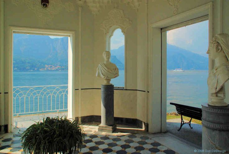 Villa Melzi | Bellagio #lakecomoville