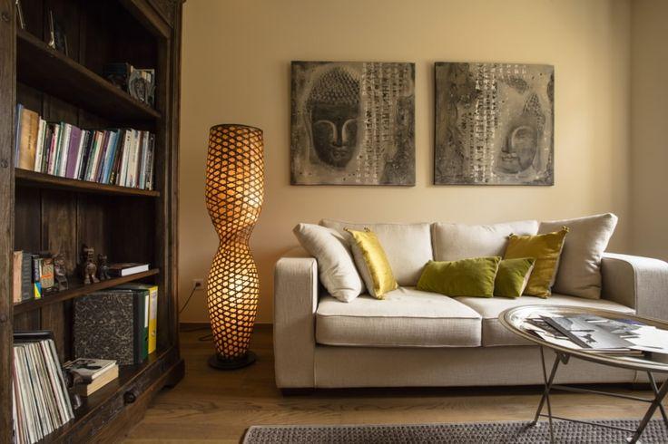 Modern home spirit sofa from Le Patio. Model E.