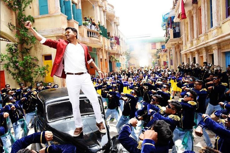Latest images of illayathalapthi vijay movie_Theri Latest_IndianMagz 13