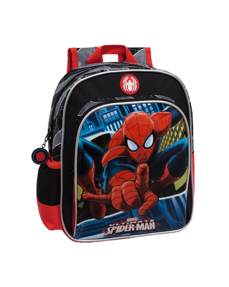 Mochila Spiderman #Marvel #Spiderman #JoummaBags #backpack #SS16