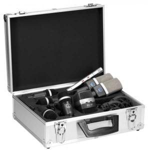 Drum Microphone set AKG Premium