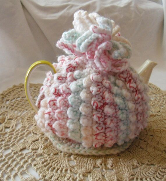 The 300 Best Tea Cozies Images On Pinterest Knit Patterns