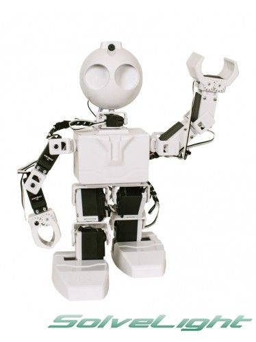 EZROBOT Revolution JD Humanoid Robot Kit is a fully functional humanoid robot kit built with EZ-Bits. A humanoid design is not only fun, but also educational. He can interact with human tools and environments for experimental purposes, such as the study of bipedal locomotion.#robot #humanoid #robothumanoid #robots #robotics #robot #kit #robotic #kit #diy #robot #duyrobotickit #diyrobot #robotickit #kitrobot #robotforeducation #robot #for #kids #robotforkids #robotic #toy #robotictoy…