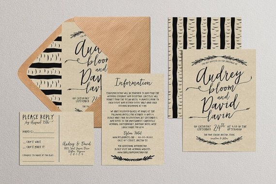 Ready To Print Wedding Invitations: 25+ Best Ideas About Wedding Suite On Pinterest