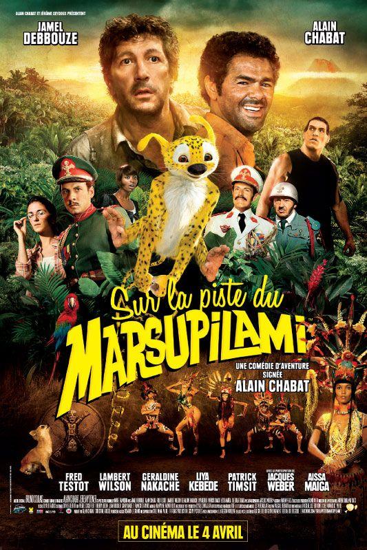 LOL_Sur la piste du Marsupilami - Le Film d'Alain Chabat