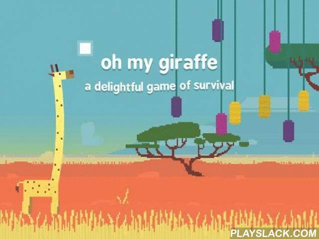 Oh My Giraffe: A Delightful Game Of Survival  Android Game - playslack.com , aid a humorous giraffe running through grassland blow off fruits that hang from trees right on top of his followers. rescue giraffe from empty felines in this Android game. felines are chasing  our warrior and attempting  to capture him. aid giraffe run forwards and control the length of his neck. This helps the giraffe knocks down fruits and get scores. Fruits are descending  down and decelerating  felines chasing…