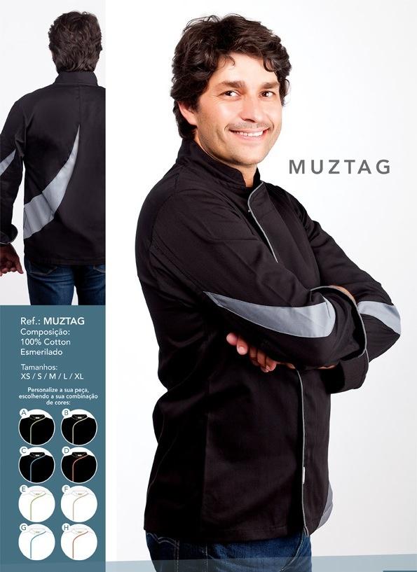 Jaleca Muztag/Muztag chef coat