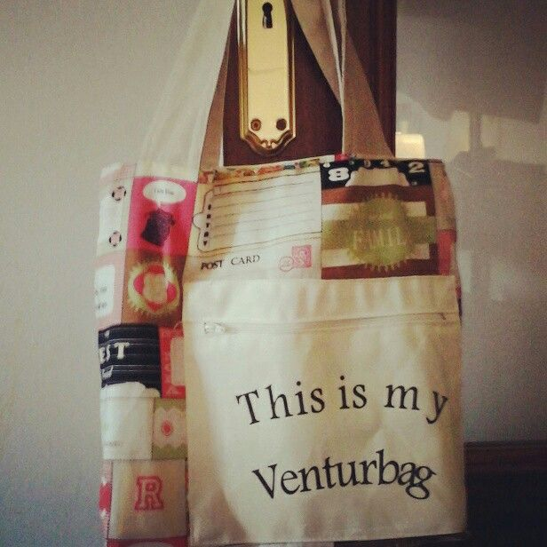 This is my Venturbag