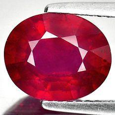 Rubis de 3,94 carat