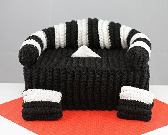 65 Best Crocheted Tissue Box Covers Images On Pinterest Tissue