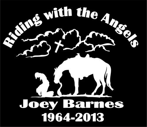 In Loving Memory Decal Horse And Cowboy Http