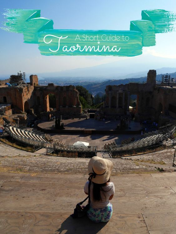 Taormina is known as the Pearl of Ionian Sea - and for good reasons. I wrote this guide so you can make the best out of your time in this beautiful albeit a bit expensive city on the east coast of Sicily Isle.