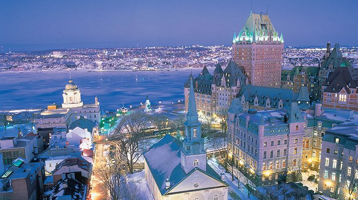 Quebec French Canada