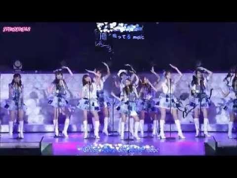 [Vietsub - Kara][LIVE] AKB48 - Heavy Rotation (Tokyo Dome Day 1) - YouTube