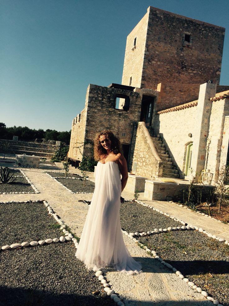 The Castle- Mani Greece