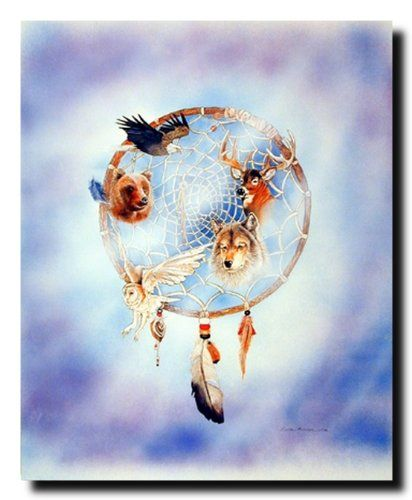 17 Best Images About Native American Art Print Poster On