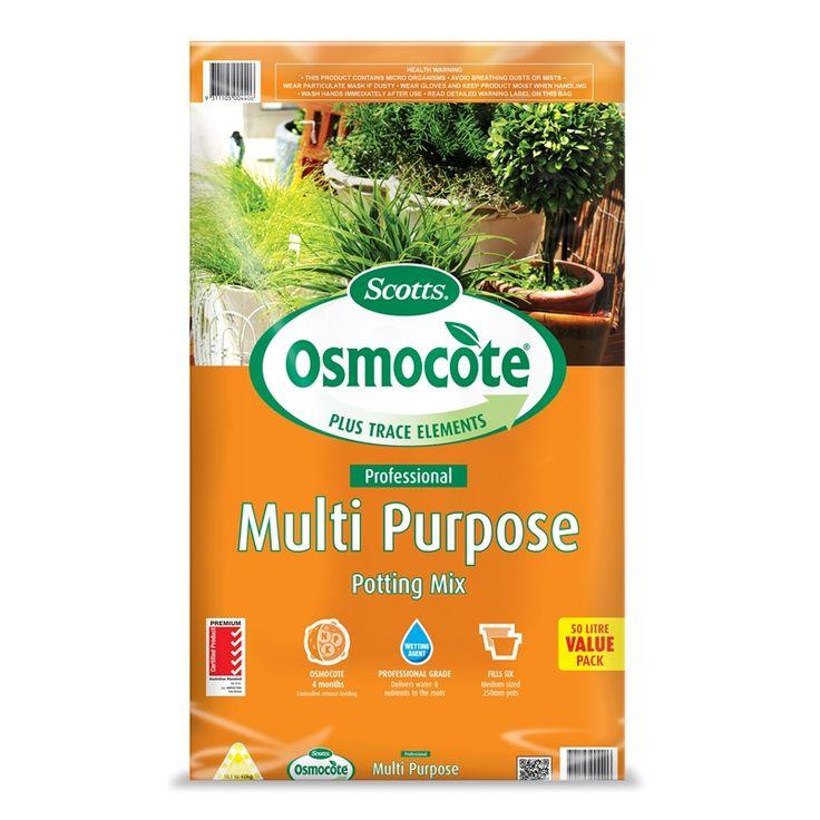 Osmocote 50L Professional Multi Purpose Potting Mix