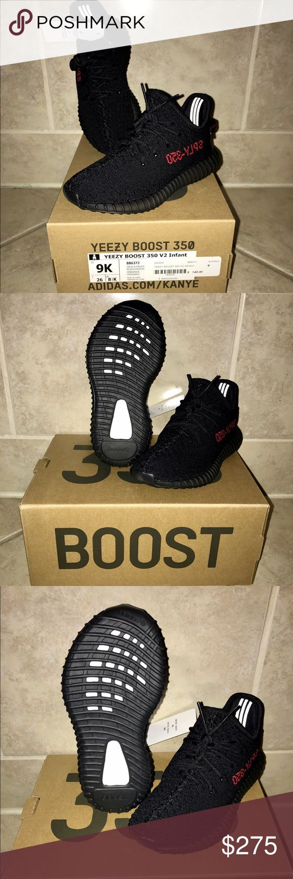 dbf2e6dc6 YEEZY BOOST 350 V 2 INFANT BB 6372 Walmart