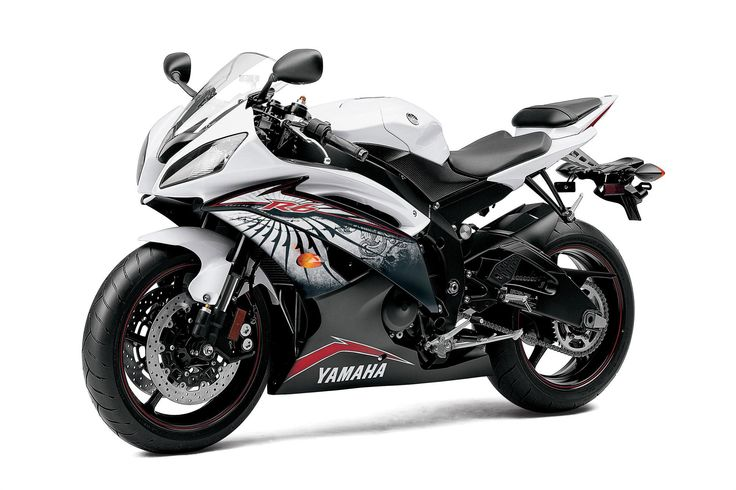 2012 Yamaha R6 would absolutely love to have this as my next bike