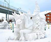 Fur Rendezvous — Anchorage, AK  12 Fun Winter Festivals for Families