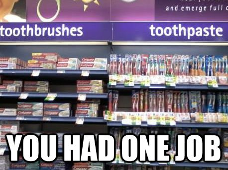 Haha!: Funny Things, Funny Pictures, Funny Commercial, Giggles, Epic Fails, Funny Stuff, Funny Photos, One Job, Funny People